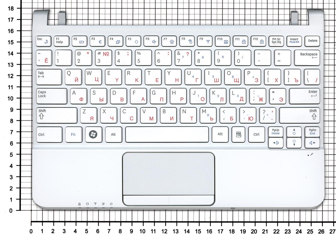 клавиатура для распечатки в виде картинки его так