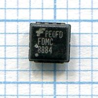 Транзистор FDMC8884 N-Channel MOSFET