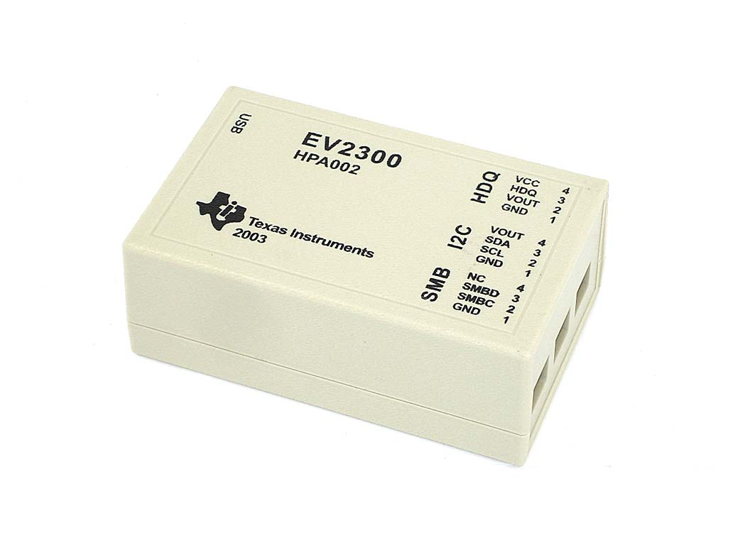 TEXAS INSTRUMENTS EV2300 HPA002, EVALUATION MODULE, 3.3V EV2300