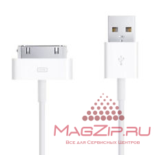 USB для iPhone 4/iPhone 3/iPad/iPad 2/iPod белый,HOCO (X1)