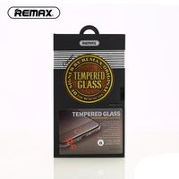 Защитное стекло REMAX Caesar series Anti-Peeping tempered glass for iphone 7 черное