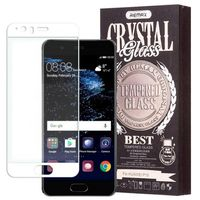 Защитное стекло REMAX Crystal Series Huawei P10 Plus Tempered Glass белое