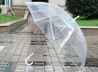 Зонт REMAX RT-U7 Transparent Umbrella прозрачный